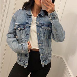 Levi Straus Oversized Denim Jacket